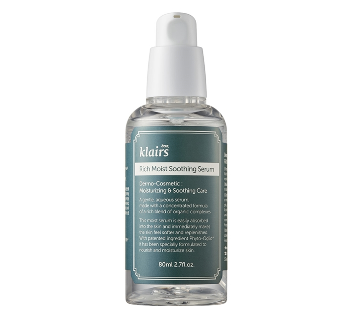 Beroligende anti-age serum